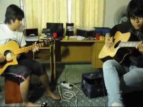 DEPAPEPE-photograph of two people (cover by fiqon and Luqman)