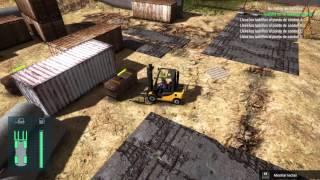Construction Machines Simulator 2016 parte 8