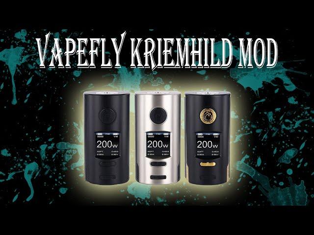 Vapefly Kriemhild Mod