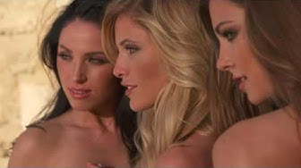 Playboy Top 3 Playmates des Jahres 2016 Making of