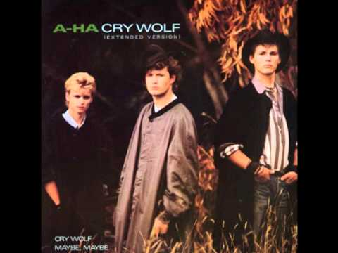 A-Ha - Cry Wolf (HQ audio)