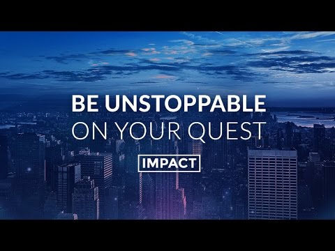 Be Unstoppable on Your Quest | Jason Campbell