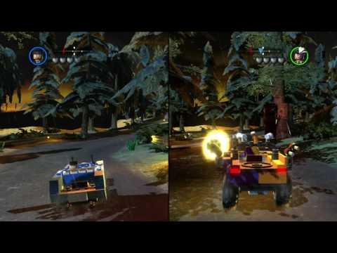 LEGO Batman 2: Speed Series! S2 Ep. 2 |