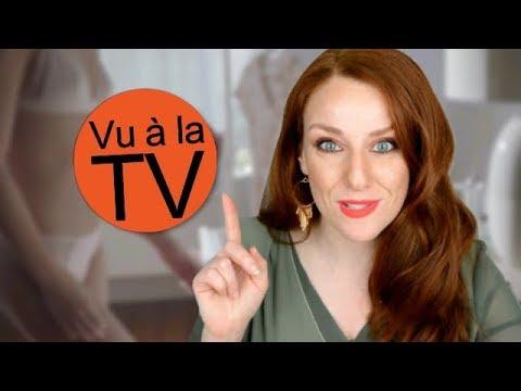 JACHÈTE AU HASARD DES PRODUITS VU À LA TV