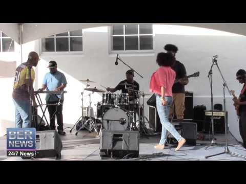 DIA Band At City Arts Festival, October 24 2015