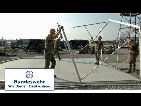 Ohne sie geht nichts - Die Streitkräftebasis bei der ILÜ der Bundeswehr