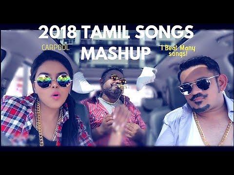Best of 2018 Tamil Songs Mashup -Suthasini | Vijay Anand| Vishnu Balaji