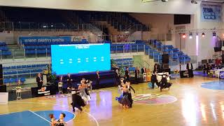 Ashdod open  ballroom dance competition