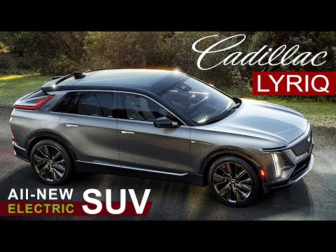 New Cadillac LYRIQ – All Electric SUV is Unveiled in Production Form (starts from $59,990)