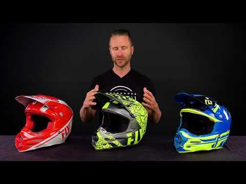FLY Racing – F2 Carbon Helmet Overview