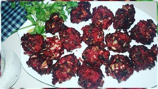 Chinese pakora//How to make chinese pakora//চাইনিজ পাকোড়া।।