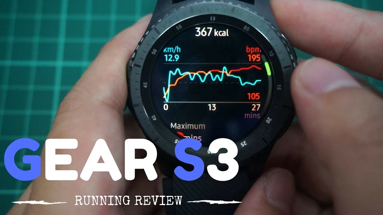 Samsung Gear S3 Review 2019 (Frontier and Classic) - Tools n