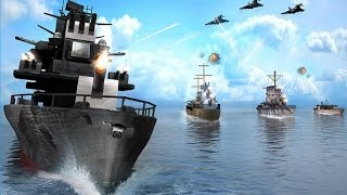 Secret Stealth Warship Combat Android Gameplay HD