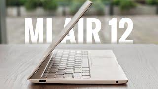 Klein, Leicht und lange Akkulaufzeit? - Xiaomi Mi Notebook Air 12 Review (German/Deutsch)
