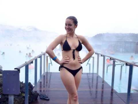 The Blue Lagoon, geothermal spa is one of the most visited attractions in Iceland