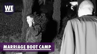 I'm Furious, I'm Done! | Marriage Boot Camp: Reality Stars | WE tv