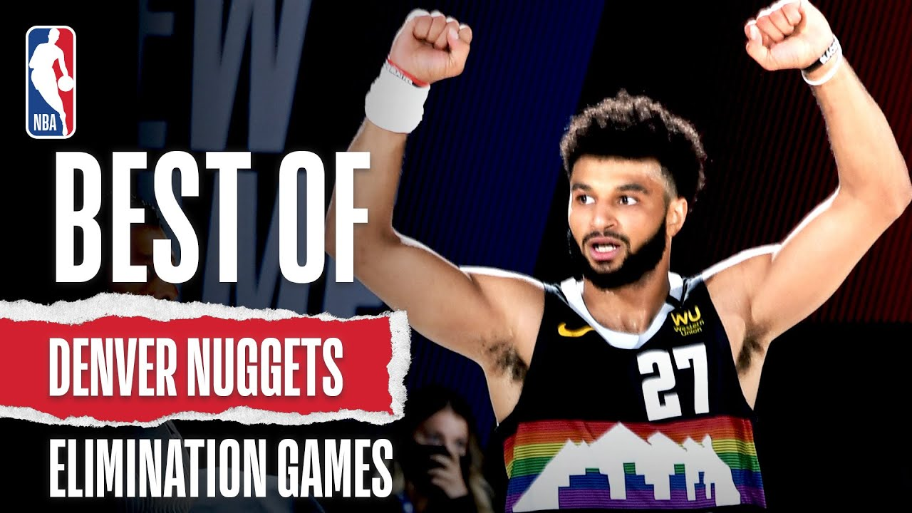 Best Of Nuggets HISTORIC RUN In Elimination Games!