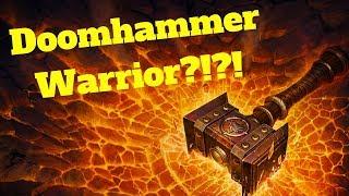 Molten Blade OTK! Doomhammer Warrior! [Hearthstone Game of the Day]