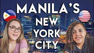 FIRST IMPRESSIONS of BGC Manila - What do Tourists Think?