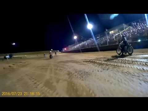 Ricky and Gary's Flat Track Adventure