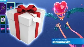FORTNITE GIFTS FUNCTION BACK 🎁 Free glider to give away + Free livery