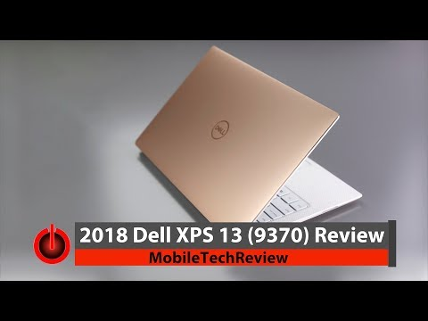 2018 Dell XPS 13 9370 Review