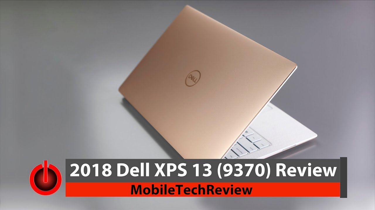 e410c21fd649 2018 Dell XPS 13 9370 Review