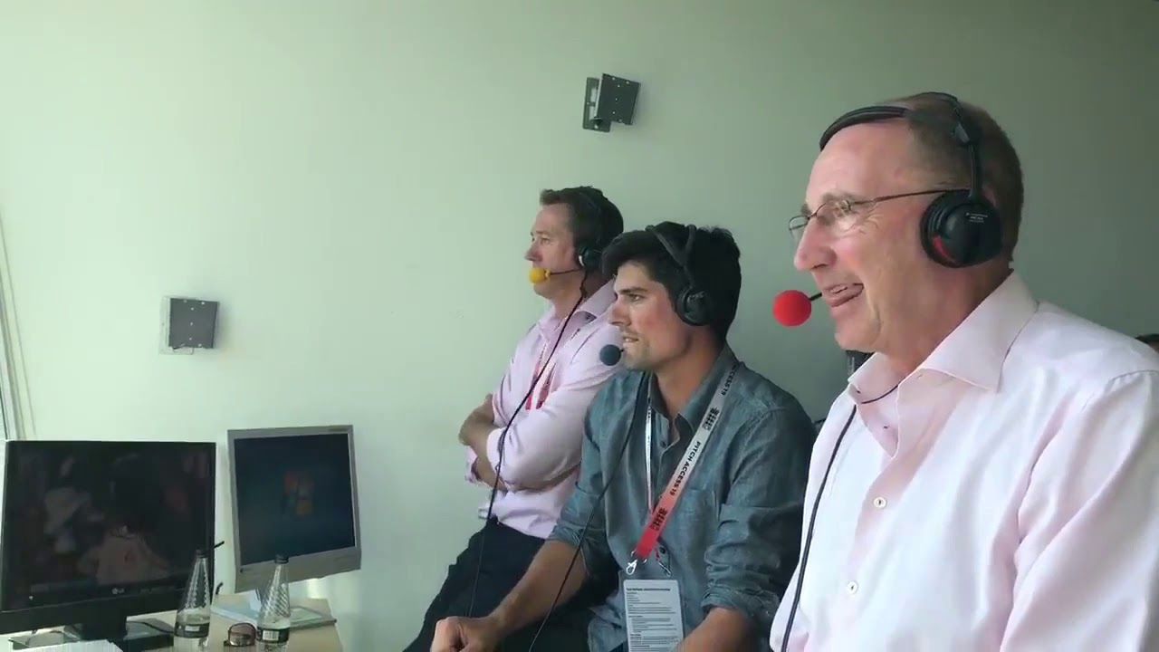 Download BETTER THAN TV - Radio coverage of England's win over Australia in the 3rd Ashes Test