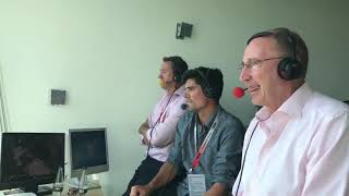 BETTER THAN TV - Radio coverage of England's win over Australia in the 3rd Ashes Test