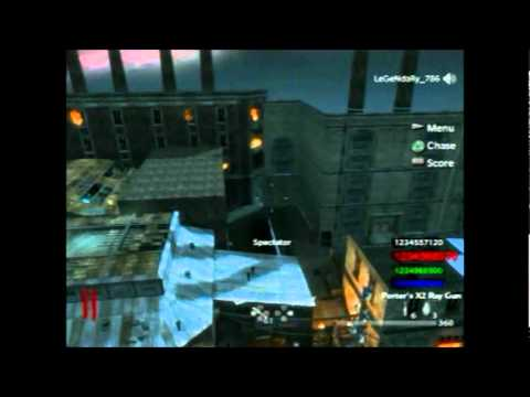 Call of Duty: World At War - Zombie Hack PS3