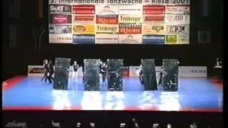 """Caro Dance  - Choreografia Iwony Orzełowskiej """"Mirror"""" rok 2001"""