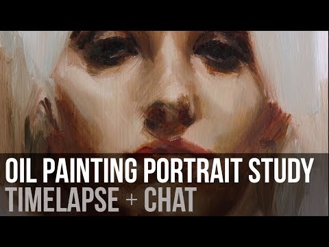 Why I Do Studies | Oil Painting + Chat