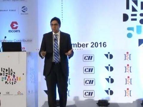 CII India Design Summit 2016: Siddharth Sahani, Co Founder and Executive Director, ISDI