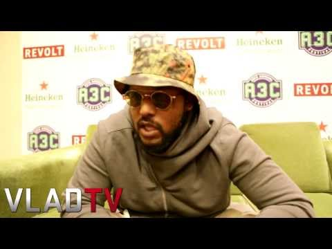 Schoolboy Q on Kendrick's BET Cypher Drake Diss