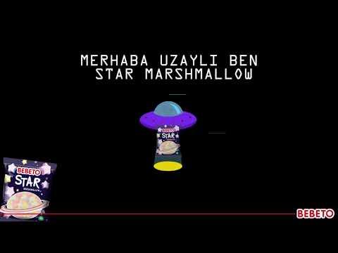 BEBETO STARMARSHMALLOW (Marshmallow Yumuşak Şeker)
