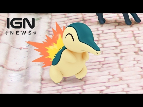 Pokemon Go Adds 80 New Pokemon from Gold and Silver - IGN News