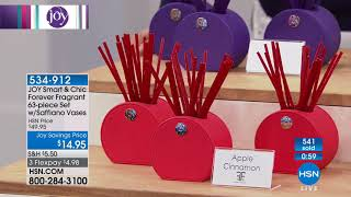 HSN | Joyful Discoveries by Joy Mangano 08.07.2018 - 09 PM