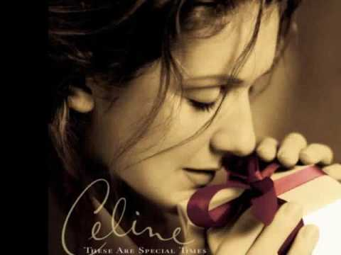 ♥ ♫ ♪ Celine Dion: O Holy Night ♥ ♫ ♪