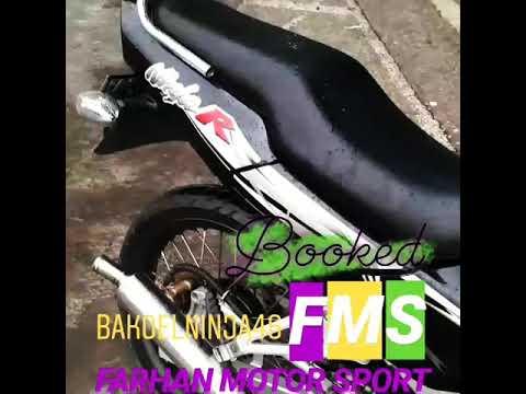 Ninja R jari Bisa Kredit JATIM FMS