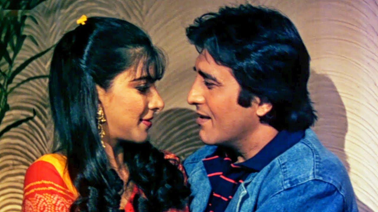 विनोद खन्ना और अनीता राज का सुपरहिट रोमांटिक सीन