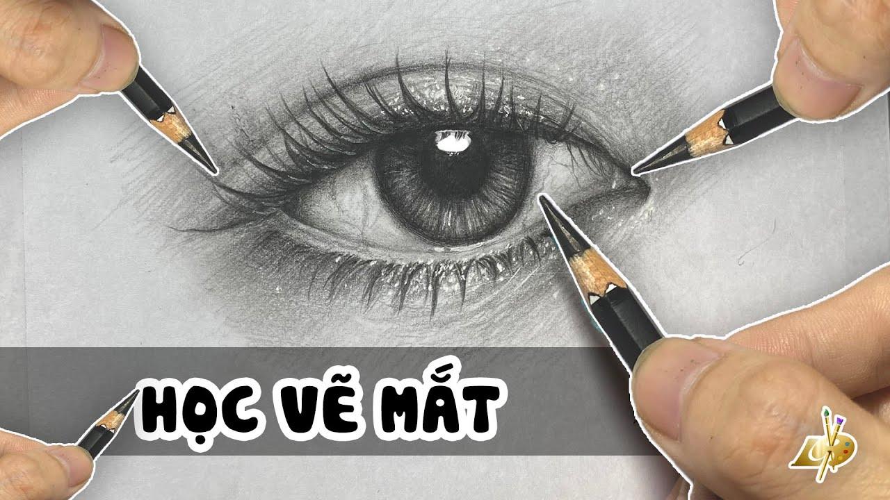 Hướng Dẫn Vẽ Mắt