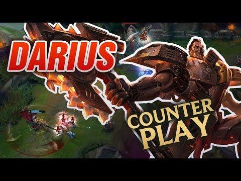 How To Counter Darius: Mobalytics Counterplay