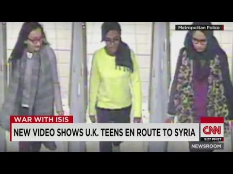 ISIS Recruiting Women and Westerners