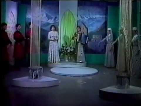 Ossetian Folk Song - Honga