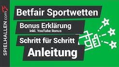 🇩🇪 Betfair Bonus 🤔 : Die volle Wahrheit hinter dem Bonus! 🔥