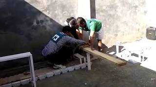 video of Command Task SSB students