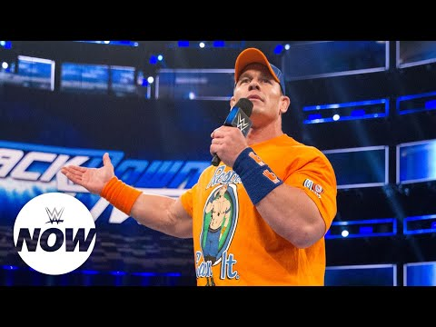 John Cena joins Team SmackDown at Survivor Series in shocking reveal: WWE Now