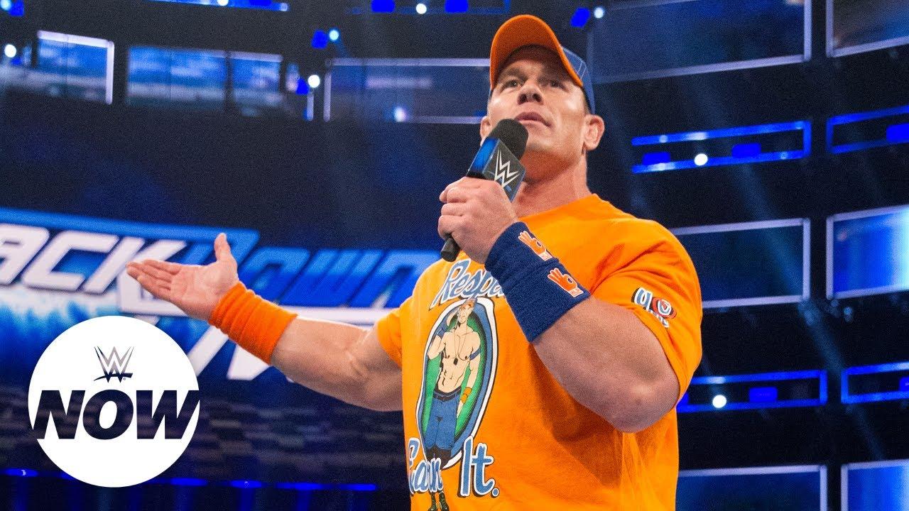 John Cena joins Team SmackDown at Survivor Series in shocking reveal: WWE Now