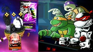 СМЯТЕНИЕ ИЗ ДРУГОГО ИЗМЕРЕНИЯ (мобильная игра) Черепашки-ниндзя: Легенды / TMNT Legends