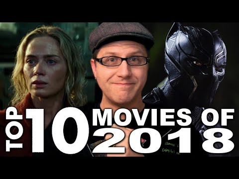 10 Best Movies of 2018 (with Honorable/Dishonorable Mentions) - A Geek's List